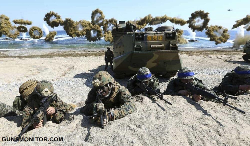 قدرت نظامی کره جنوبی؛ اعداد و ارقام (کره جنوبی/یازدهم جهان)