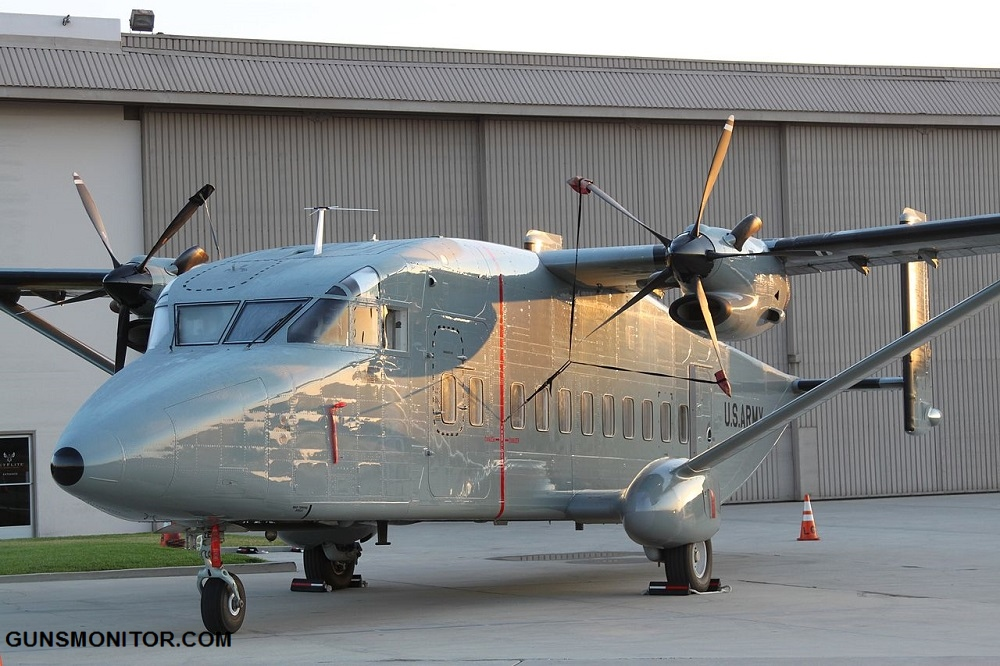 Short C-23 Sherpa؛ پرنده کوچک!