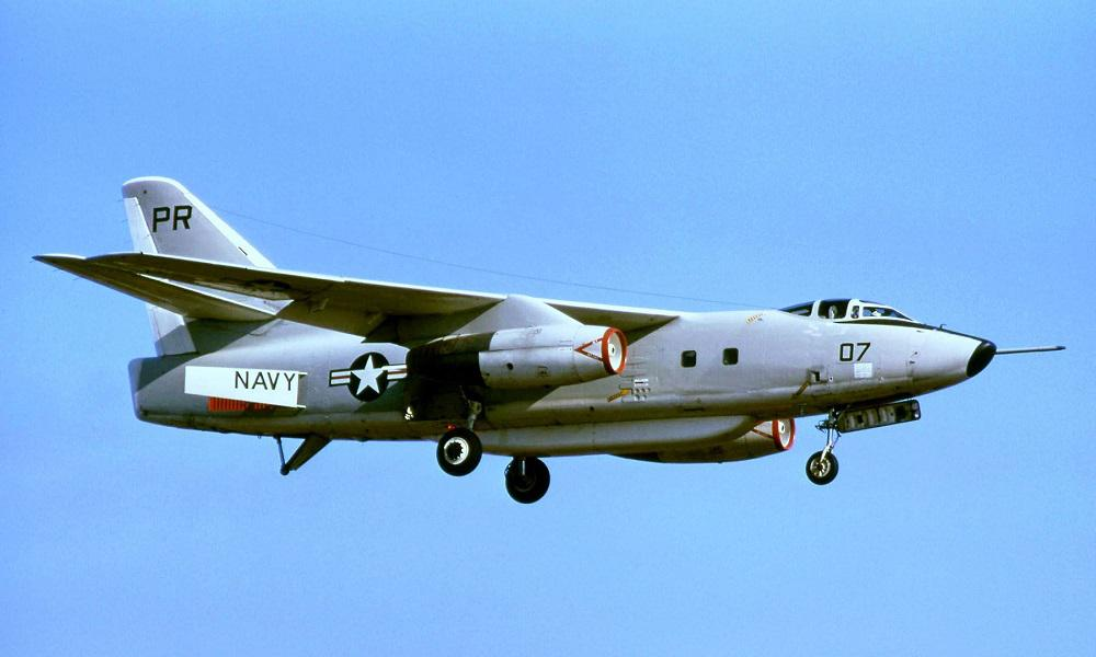داگلاس A-3 اسکایواریر؛ ناونشین باسابقه آمریکایی!