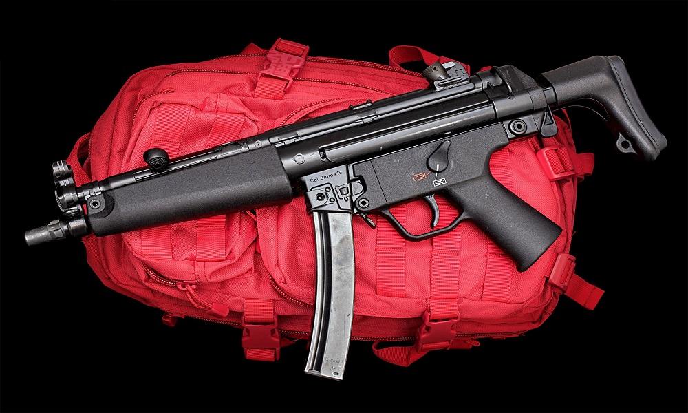 ام پ 5؛ سلاحی با 100 مدل مختلف!
