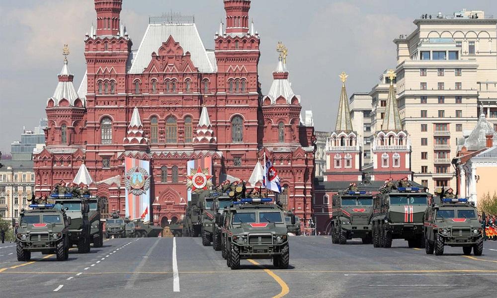 جذاب ترین خودروهای نظامی در رژه روز پیروزی سال 2020 روسیه/ بخش دوم